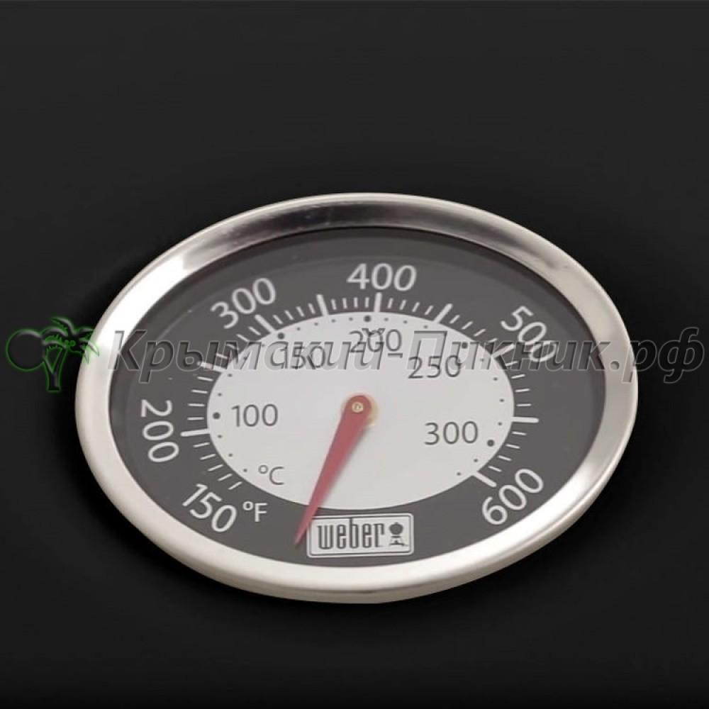 Газовый гриль портативный Q 1000 на подставке  Weber Арт. 50010375