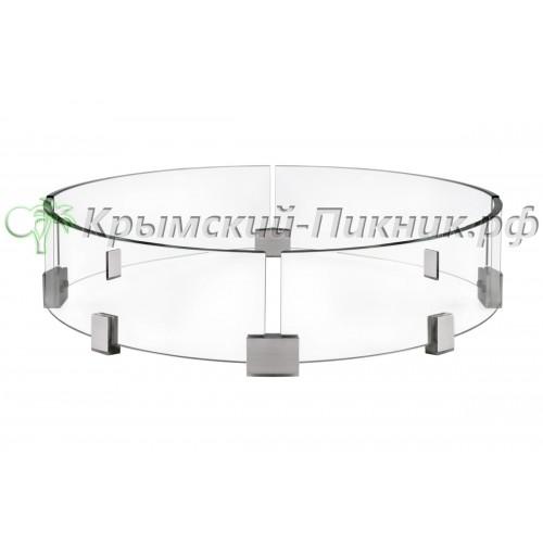 Ветрозащитный декоративный экран для круглого стола-камина Napoleon (GPFCE-WNDSCRN)