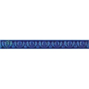 CORDON BARROCO Azul Antic 2x20 см