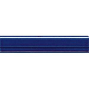MOLDURA PLANA Azul Antic 5x20 см
